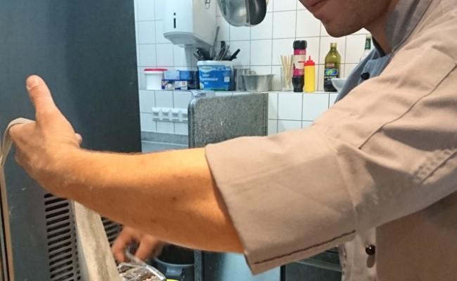 Pasta-hausgemacht